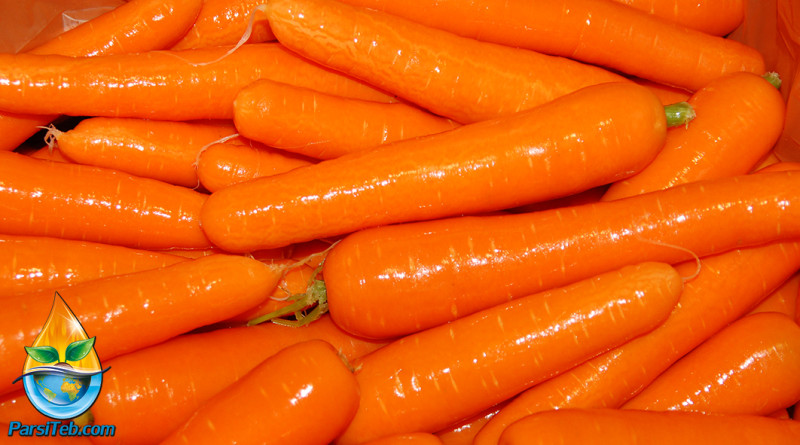 The health benefits of carrot