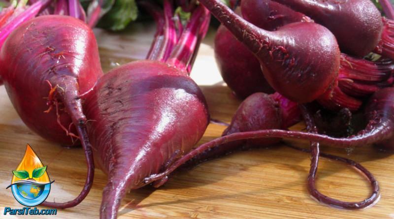 The health benefits of beet