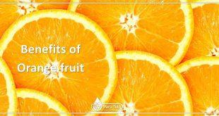 Benefits of Orange fruit