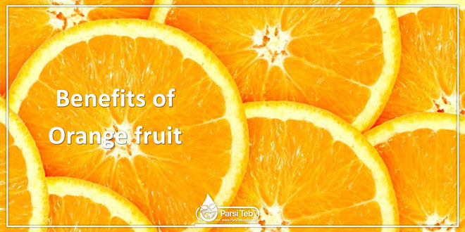Benefits of Orange fruit