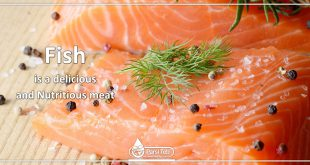 Fish is a delicious and Nutritious meat