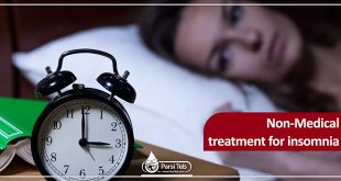 Non-Medical treatment for insomnia