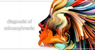 diagnosis of schozophrenia