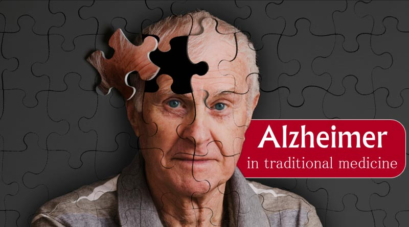 Alzheimer in traditional medicine