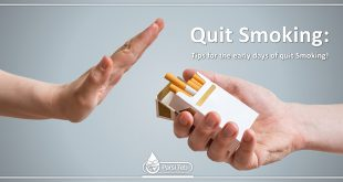 Quit smoking: Tips for the early days of quit smoking!