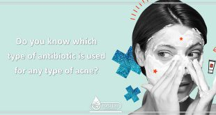 Do you know which type of antibiotic is used for any type of acne?