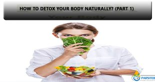 How to detox your body naturally? (Part 1)