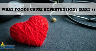 What foods cause hypertension? (Part 2)