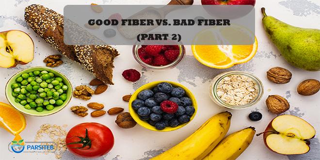 Good fiber Vs. Bad fiber (Part 2)