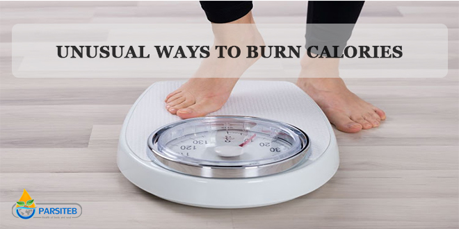 Unusual Ways to Burn Calories