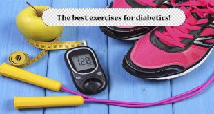 The best exercises for diabetics!