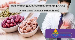 Eat These 10 Magnesium Filled Foods to Prevent Heart Disease (II)