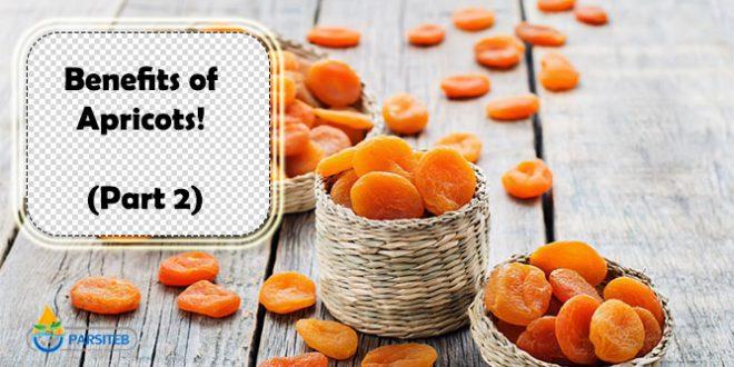 Benefits of Apricots! (Part 2)