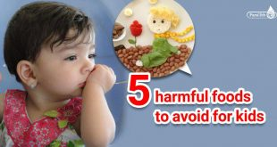 5 harmful foods to avoid for kids
