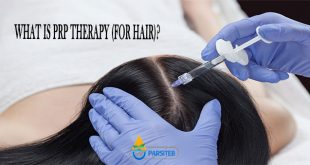 What is PRP therapy (for hair)?
